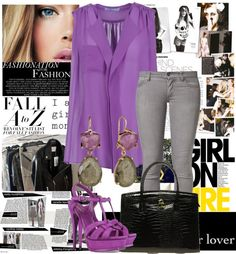 """""""Great look"""" by na3omiii ❤ liked on Polyvore"""