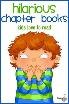 Books for Kids Funny chapter books for kids (that will get them reading!)Funny chapter books for kids (that will get them reading! Kids Reading, Teaching Reading, Reading Activities, Activities For Kids, Reading Books, Sequencing Activities, Star Reading, Reading Club, Reading Games