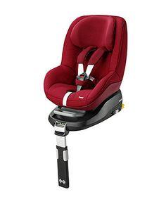 Maxi-Cosi Pearl Group 1 Car Seat - Robin Red