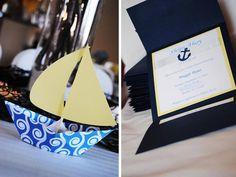 mini paper boats