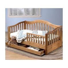 diy old crib into toddler bed do it yourself divas pinterest toddler bed crib and siblings. Black Bedroom Furniture Sets. Home Design Ideas