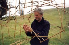 Andy Goldworthy. Contemporary Art, Land Art, Nature.