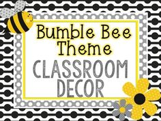 This set includes everything you will need to begin decorating your classroom. The set includes black, grey, and yellow patterns and adorable bumble bees to fit your classroom theme. Classroom Schedule Cards, Classroom Jobs, Classroom Supplies, Classroom Design, Kindergarten Classroom, Classroom Organization, Classroom Decor, Infant Classroom, Classroom Resources