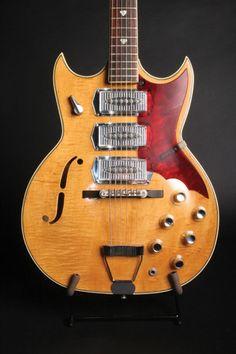 Airline Barney Kessel Kay. The Guitars That Chicago Built | Premier Guitar