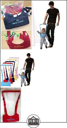 SODIAL(R) Bebe nino que recorre Asistente de Aprendizaje Paseo de seguridad del arnes Riendas Walker Alas - rojo  ✿ Seguridad para tu bebé - (Protege a tus hijos) ✿ ▬► Ver oferta: http://comprar.io/goto/B00L8WNPQA