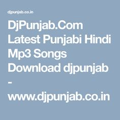 19 Best Djpunjab - download latest songs mp3 images in 2018
