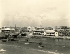 Hello Hialeah! View of the city from 1927. | Florida Memory