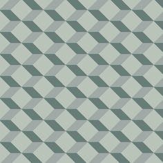 Olde English Grafham Geometric Floor Tiles - Flooring from Period Property Store UK Geometric Tiles, Geometric Designs, Colourful Designs, Hallway Inspiration, Interior Inspiration, Style Inspiration, Art Deco Tiles, Adhesive Tiles, Art Deco Home