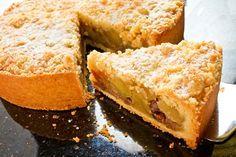 Receta de Tarta de Manzana con Crumble de Canela