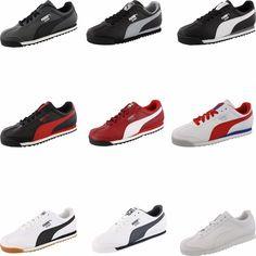 750877ae8b77 Men s puma roma basic classic retro shoes