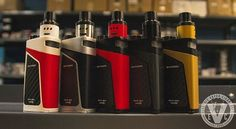 Is it just me or do those attys look real happy? You would be just as happy if you picked up the Smok Skyhook RDTA Box Mod Kit.  If you're tired of dripping, the 9mL juice capacity in the Skyhook is a must! And with a max output of 220W, this Kit packs more than enough punch for even seasoned vapers.  Jump over to EVCigarettes to get yours because the Skyhook is tough to keep in stock!  #EVCigarettes #vape #ecig #vapor #vaperazzi #instavaperz #instavape #igvapers #vaporgram #vapestagram…
