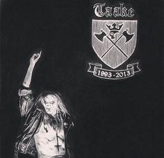 Taake Norwegian Black Metal  {X+X∞} ................. andraaj repin 2014 S/S Anuubis