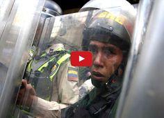 Apenas 7 PNB resultaron heridos en la Libertador