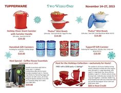 Mid Nov Brochure - Prices Good Through Nov 27, 2015