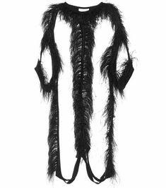 Feather top | Maison Margiela