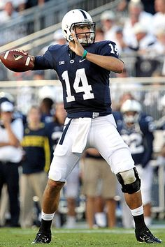 PENN STATE – FOOTBALL 2014 – Christian Hackenberg could help the Nittany Lions compete for a Big Ten title sooner than later.