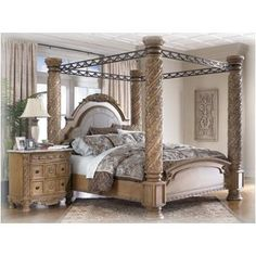 Canopy Bedroom Sets For Cheap