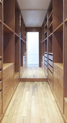 Walk Through Closet By A+B Kasha