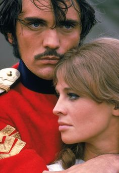 Terence Stamp and Julie Christie in Far From the Madding Crowd (1967) available now in HD on Warner Archive Instant