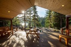 Lost Lake Campground (cabins and yurts as well), Mt Hood, OR