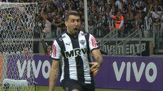 De prima: Pratto volta a marcar e iguala artilharia gringa do Atlético-MG #globoesporte