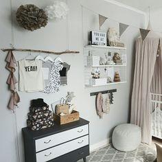 baravickan: Att inreda barnrum - färger Interior Design Inspiration, Room Inspiration, Big Bedrooms, Marimekko, Kidsroom, Ikea Hack, Wardrobe Rack, Baby Room, Playroom