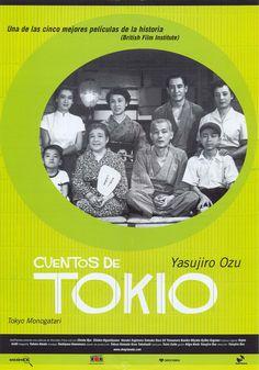Cuentos de Tokio [Vídeo-DVD] / dirección Yasujiro Ozu
