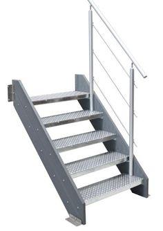 Außentreppe T-Serie