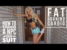 Fat Burning Cardio & How to choose a Competition Suit | NPC Prep 3