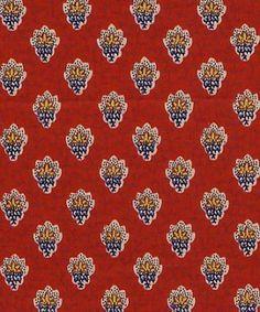souleiado pillows -La petite fleur des champs is one of Souleiado's most loved patterns.