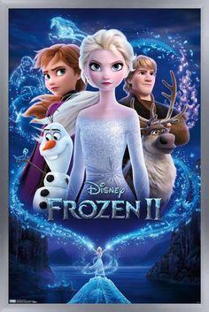 Frozen 2 - Key Art Poster