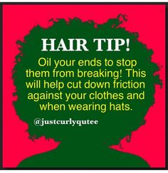 All naturals and curly girls...PIN IT!