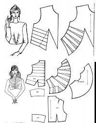 Картинки по запросу складки моделирование одежды
