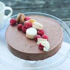 Pentik is an international interior design retailer, who wants to bring northern beauty and cosiness to homes. Chocolate Mousse Cake, Dessert Recipes, Desserts, Cheesecake, Food, Tailgate Desserts, Cheesecake Cake, Deserts, Cheesecakes
