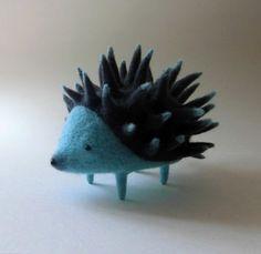 Hedgehog plushie <3