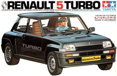 ルノー RENAULT 5 TURBO