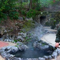 On my list of places to visit: Hot springs Arkansas