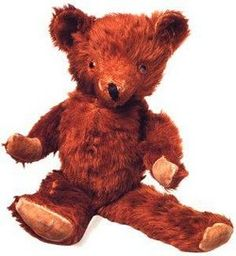Antique Interior Decorating: Teddy Bears