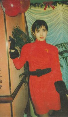 Joey Wong (Age 21), 1988 #HKBeauty Loretta Lee, Ethnographic Research, Sammo Hung, Brigitte Lin, Maggie Cheung, Now And Then Movie, Jackie Chan, Martial Arts, Hong Kong