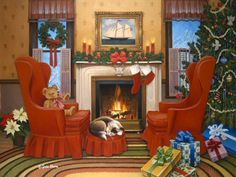 http://johnsloaneart.com/gallery_art/christmas-hearth.jpg