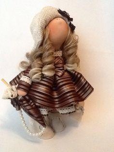 Одноклассники Mermaid Dolls, Handmade Dolls, Fabric Dolls, Projects To Try, Arts And Crafts, Textiles, Molde, Dolls, Tela
