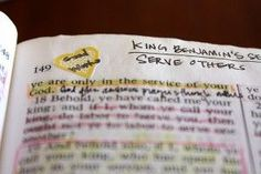 "A ""title"" for every page of the book of mormon, not just each chapter. Great…"