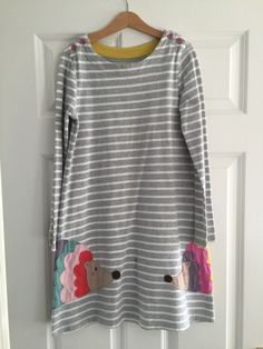 Mini Boden hedgehog dress in Clothes, Shoes & Accessories, Kids' Clothes, Shoes & Accs., Girls' Clothing (2-16 Years) | eBay