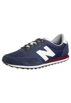 reputable site 96936 c255f shoes blue new balance new balance sneakers blue sneakers Zapatillas New  Balance, Zapatillas De Deporte