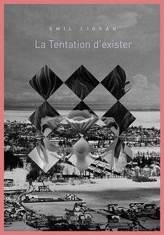 Exercise by StudioKxx Krzysztof Domaradzki, via Behance Book Design, Cover Design, Visual Literacy, Typography Poster Design, Great Books, Zine, Book Art, Poster Prints, Posters