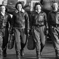 Female WWII Pilot Is Finally Laid To Rest At Arlington National Cemetery