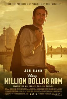 Watch Million Dollar Arm (2014) Online Free in HD No Sign Up, No Download. Director: Craig Gillespie Writer: Thomas McCarthy (screenplay) Stars: Jon Hamm, Aasif Mandvi, Alan Arkin Please follow us @ http://www.pinterest.com/jeniferkane01/