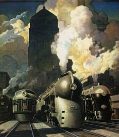 for the public service by Paul Malon. - The New York Central Railroad was a railroad operating in the Northeastern United States. Headquartered in New York City, the railroad served most of the Northeast, including extensive trackage in the states of New York, Pennsylvania, Ohio, Michigan, Indiana, Illinois, and Massachusetts, plus additional trackage in the Canadian provinces of Ontario and Quebec.