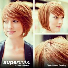 Supercuts Style Hunter S/S 12  Lydia from Kent