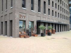 Restaurant Yvi Rotterdam 2012
